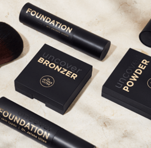 Uncover Skincare make-up
