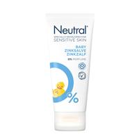 Neutral Baby zinkzalf - 100 ml - parfumvrij | wehkamp