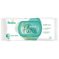 Pampers Aqua Pure Billendoekjes 70 stuks | Voordelig online kopen | Drogist.nl
