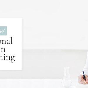Personal skin coaching