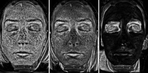 UV spots | powder en zonnebrandcrème